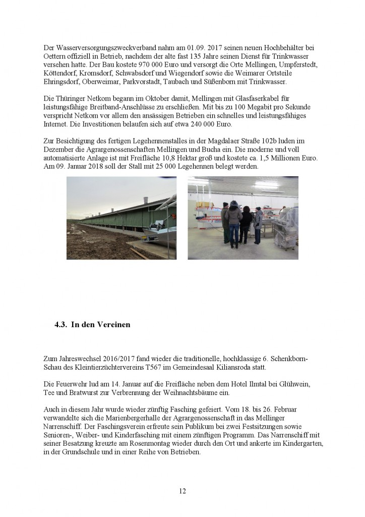 Jahresbericht Mellingen 2017, Doris Erbse-012