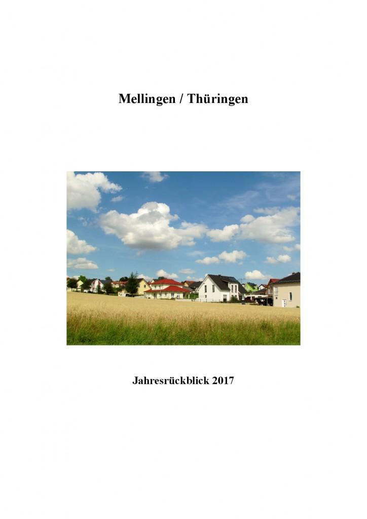 Jahresbericht Mellingen 2017, Doris Erbse-001
