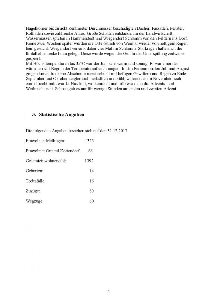Jahresbericht Mellingen 2017, Doris Erbse-005
