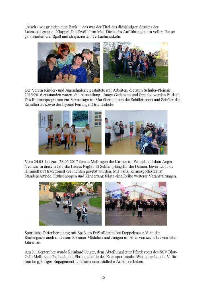Jahresbericht Mellingen 2017, Doris Erbse-015